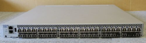 Brocade EMC DS-6510B 48-Ports 16Gb 24-Ports Active Switch EM-6510-24-8G-R